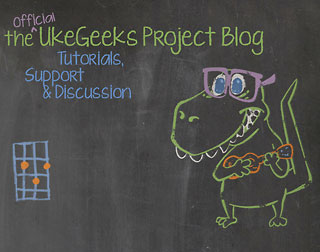the Official Project Blog @UkeGeeks blog
