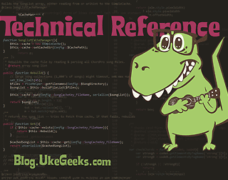 Technical Reference @UkeGeeks blog